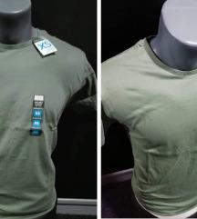 Muska majica Primark - svetlo maslinasta