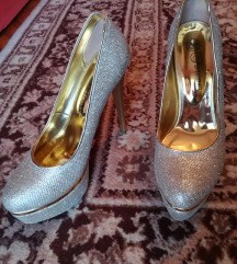 Zlatno - Srebrne cipele