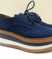 Cipele od velura 37