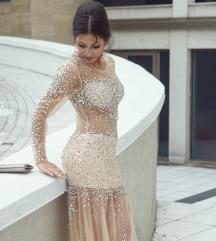 Maturska (promnight) glam haljina