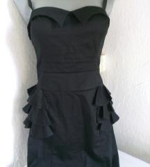 Katrin crna haljina M
