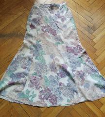 Vintage duboka suknja SNIŽENO