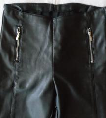 Uske kožne pantalone