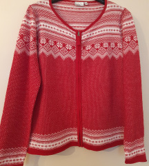 Džemper crveni