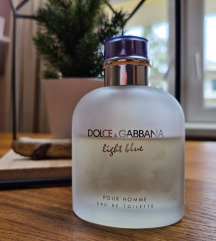 Dolce & Gabbana Light blue MUSKI