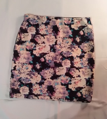 Bershka suknjica mini