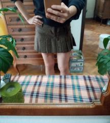 Zara suknja sa faltama