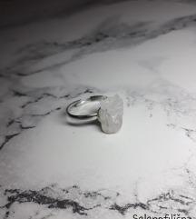 Prsten gorski kristal (kvarc)