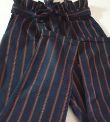 Cropp paperbag pantalone
