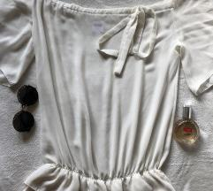 RED VALENTINO ORIGINAL NOVA bela krem bluza S - L