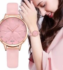 Nov sat. Cirkoni I cvet. Roze model.