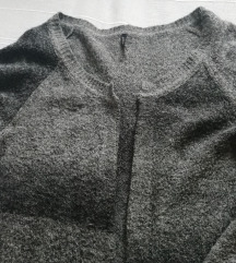 *SALE* Soyaconcept ombre sivi čupkasti džemper
