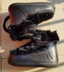 %19.400-Inuikkii boots koža krzno, nove original