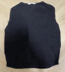 Zara pleteni prsluk