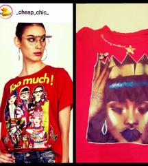Cheap &chic Rihanna majica