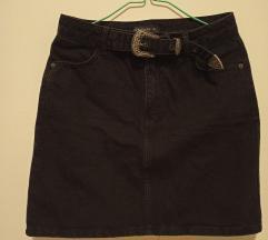 NOVO ~ Mini teksas suknja
