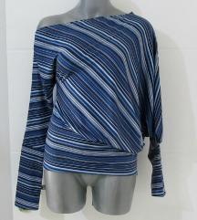 KAO NOVA PRONTO prugasta bluza  S/XS