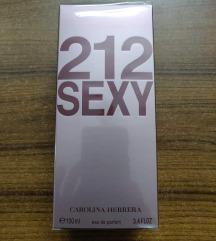CAROLINA HERRERA 212 SEXY EDP WOMEN 100ml