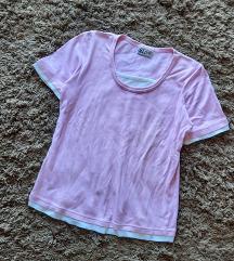 Majica roza pamucna