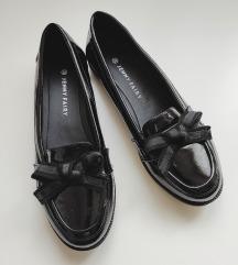 rezzJENNY FAIRY crne lakirane cipele NOVO