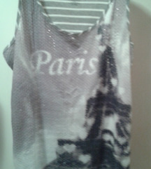 Majica PARIS sa providnim sljokicama 44-46