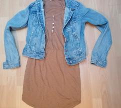 Terranova teksas jakna i haljina xs