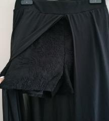 Sorts suknja