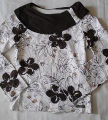 Elegantna bluzica sa zanimljivom kragnom
