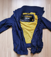 SUPERDRY Windcheater ženska jakna