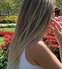 Klipse od prirodne kose