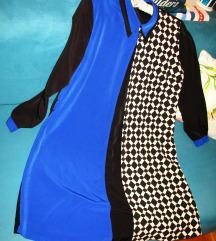 Viseslojna haljina M/L dimenzije