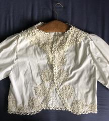 Beli bolero sa perlicama SNIŽENJE 1,050