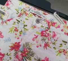 Letnje cvetne pantalone