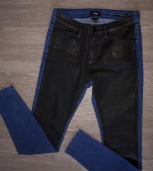 Crno plave farmerice M/L