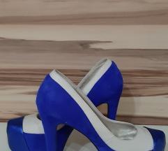 Cipele visoka stikla