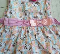 Hello Kitty haljina za bebe