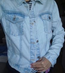 Pull & Bear teksas jakna M