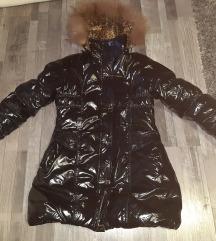 Zimska jakna duza S snizena 5000