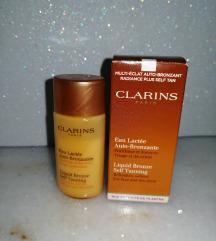 Clarins auto bronzante 10 ml