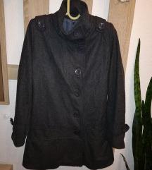Tamno sivi kaput