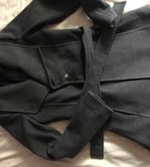 Sivi kaput mantil /SM