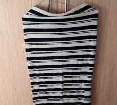 Koton mornarska suknja