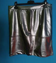 Metalic suknjica - NOVO!