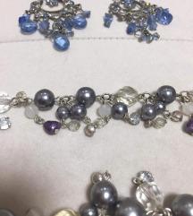 Mindjuse + set narukvica i ogrlica