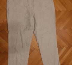 H&M lanene pantalone cigaret kroja NOVE