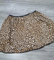 Leopard suknjica XS/S/M