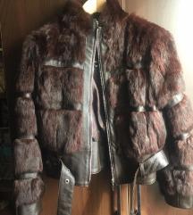 Bunda-jakna pravo krzno