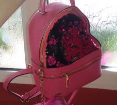 Mali roze ranac