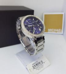 Michael Kors MK6117 - Parker Navy Ladies Watch
