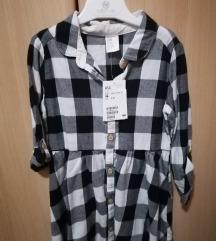 H&M haljinica - tunika Novo